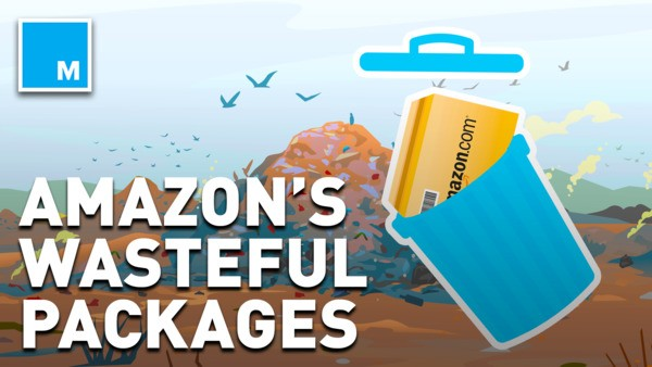 Amazon faces criticism for unrecyclable new packaging - Social Good - Mashable SEA