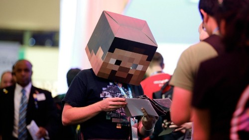 Microsoft Buys the Company Behind Minecraft for $2.5 Billion