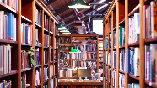 12 essential places in Britain for book lovers