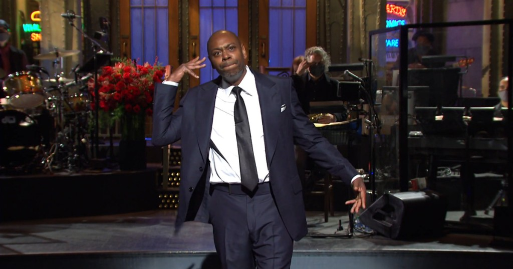 Dave Chappelle's grimly funny 'SNL' monologue is filled with hard truths