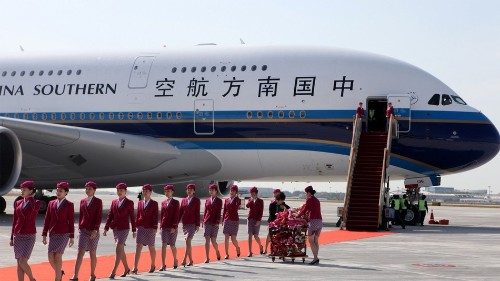 The sexist truth about China's booming airline industry
