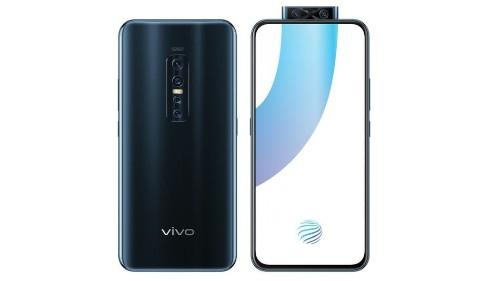 Vivo V17 Pro has a dual, pop-up selfie camera