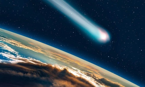 This Key Ingredient Of Life Was Brought To Earth On An Icy Comet - Science