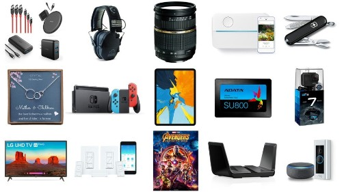 iPad Pro on sale, plus Avengers: Infinity War, Anker accessories, Nintendo Switch, and more for April 20