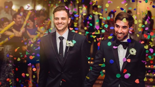 Gay wedding magazine launches in Australia, despite a lack of marriage equality