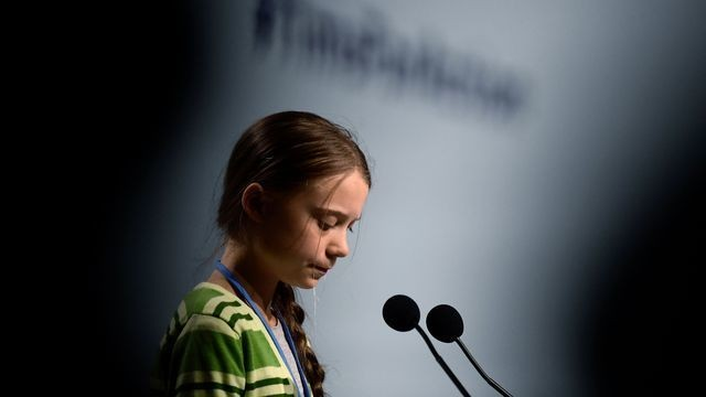 Greta Thunberg criticizes world leaders for finding loopholes to avoid action on climate change