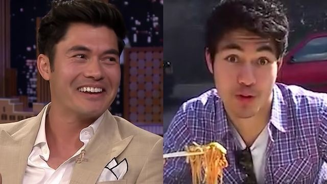 Henry Golding's old audition tape as a travel show host has to be seen to be believed