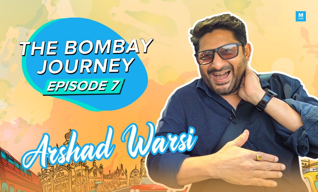The Bombay Journey Episode 7: Arshad Warshi Breaks Down Circuit And His Quirks From 'Munna Bhai' Series