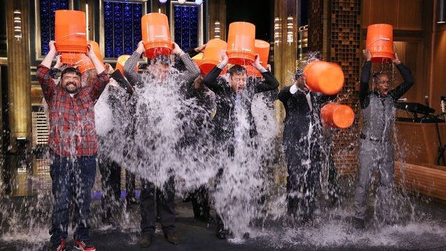 The 60 Best Celebrity Ice Bucket Challenge Videos
