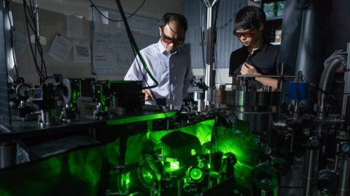 World's Fastest Spinning Object: Scientists Create A Nano Rotor Powered By Laser - Science