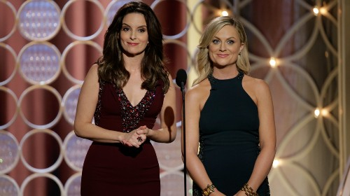 Tina Fey and Amy Poehler to return as Golden Globes hosts in 2021 - Entertainment