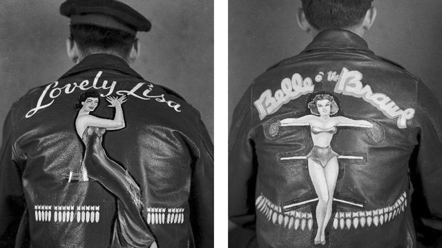 The badass bomber jackets of WWII airmen