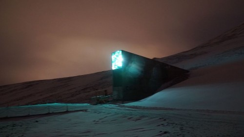 Global warming is forcing the Global Seed Vault to make an early upgrade