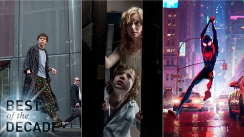 The 15 best films of the 2010s