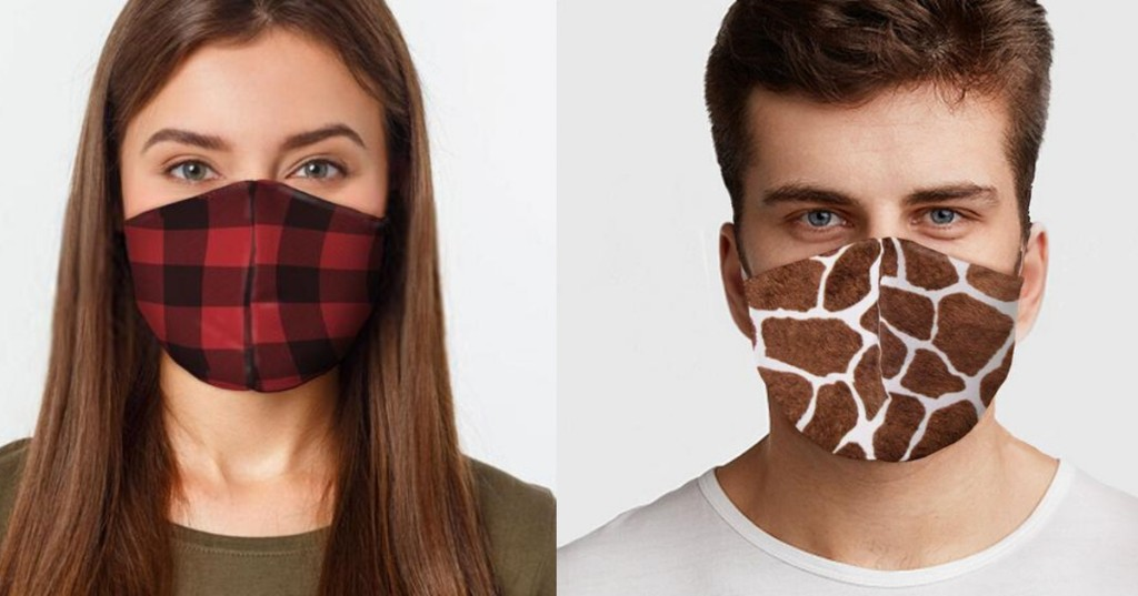 Need to keep your face covered? These reusable cloth masks are on sale.
