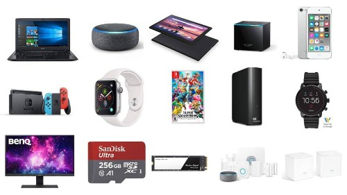 Acer Aspire E 15, BenQ Monitor, SanDisk Memory Cards, and more deals for Aug. 29
