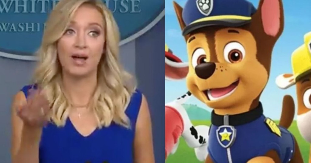White House lies about 'Paw Patrol' being canceled and everything is so stupid