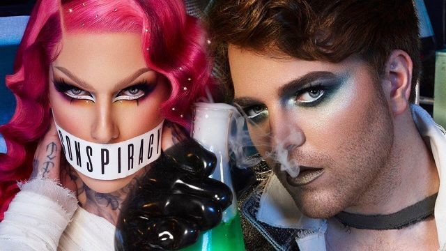 Shane Dawson and Jeffree Star's 'Conspiracy' makeup collab broke Shopify