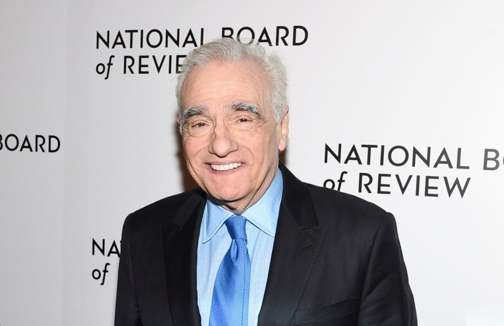 Martin Scorsese shares lockdown 'anxiety' in a short film for BBC
