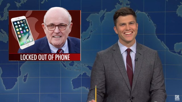 Trump's Florida move and UFC boos get ripped on 'SNL' Weekend Update