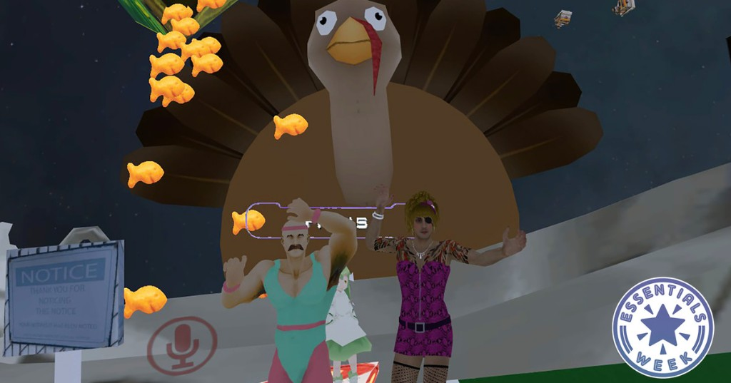The wild world of VRChat is a joyful antidote to these dark times