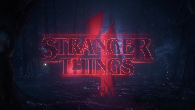 Netflix confirms 'Stranger Things 4' in sinister teaser