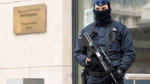European police expand anti-terrorism sweeps, arresting dozens