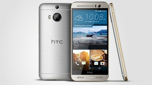 HTC One M9+ is a step up from the flagship, but only in China