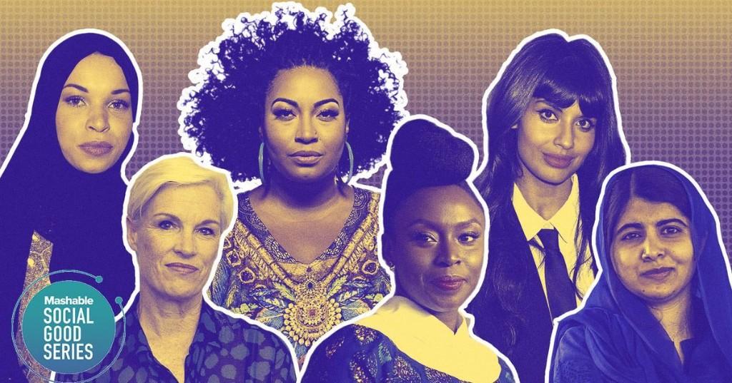 6 feminist activists to follow on social media