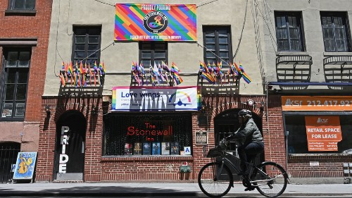 NYPD apologizes for Stonewall, doesn't apologize for still targeting trans people of color