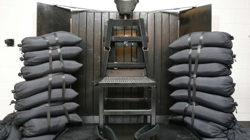 Mississippi House approves firing squad as execution method