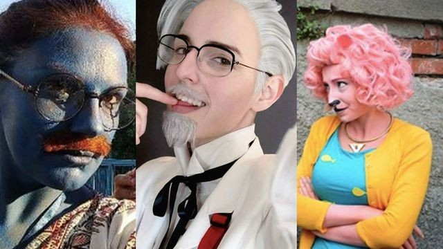 22 perfect couples costume ideas for Halloween 2019