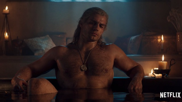 Netflix unveils fantastic full trailer for 'The Witcher'