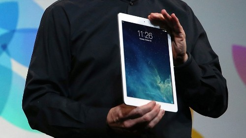 Hands On With the iPad Air