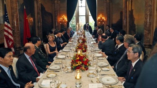 Trump thinks the food at Mar-A-Lago is the best. Health inspectors disagree.