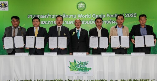 Thailand will be hosting the world's first ganja festival. But it's not a party. - Science