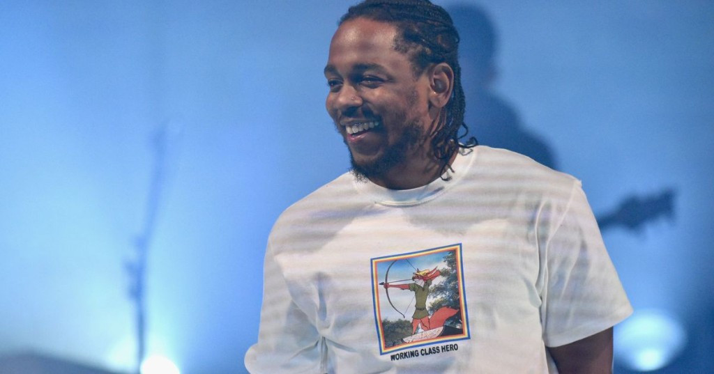 Kendrick Lamar dropped his new album on Apple Music and everyone on Spotify had a nervous breakdown