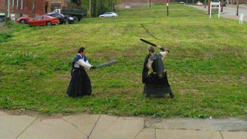 36 Embarrassing Google Street View Sightings