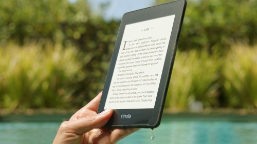 Save $30 on the all-new waterproof Kindle Paperwhite at Amazon