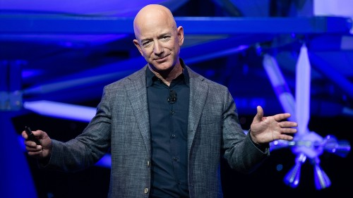 Amazon shareholders shut down facial recognition ban