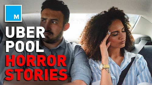 You may never want to take an UberPool after reading these horror stories