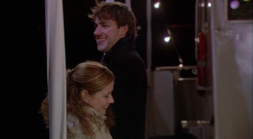 'The Office' Showrunner Greg Daniels Explains Jim And Pam's Romanic 'Booze Cruise' Scene