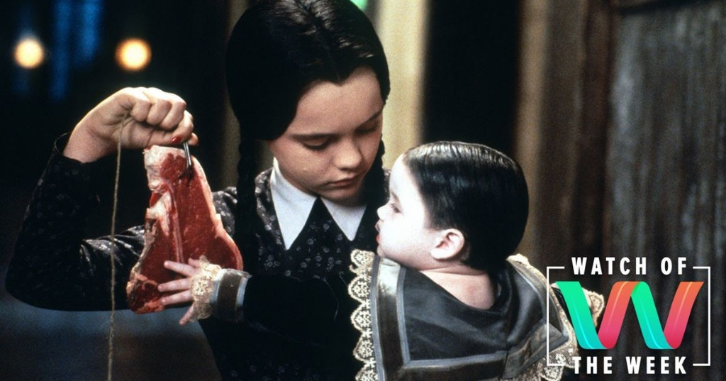 'Addams Family Values' is the only Thanksgiving movie you need in 2020