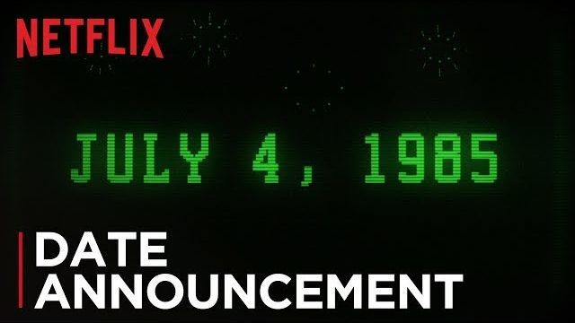 'Stranger Things' rings in the New Year with a Season 3 release date
