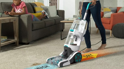 Hoover SmartWash automatic carpet cleaner is $51 off at Walmart