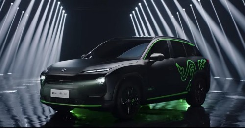 Razer is making electric cars now. Seriously. - Tech - Mashable SEA