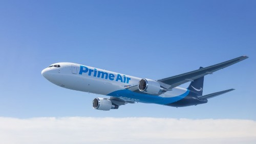Amazon Air adds another 15 cargo aircraft
