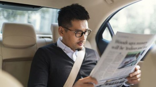 Uber offers 'Quiet Mode' for riders who don't want to talk to their drivers