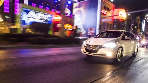 Here's what some electric vehicles will sound like to warn pedestrians
