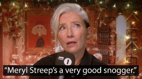 Emma Thompson Answering Random Questions From Little Kids Is Hilariously Adorable - Entertainment